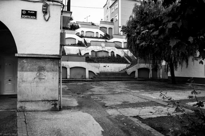 La calle más empinada de Valladolid
