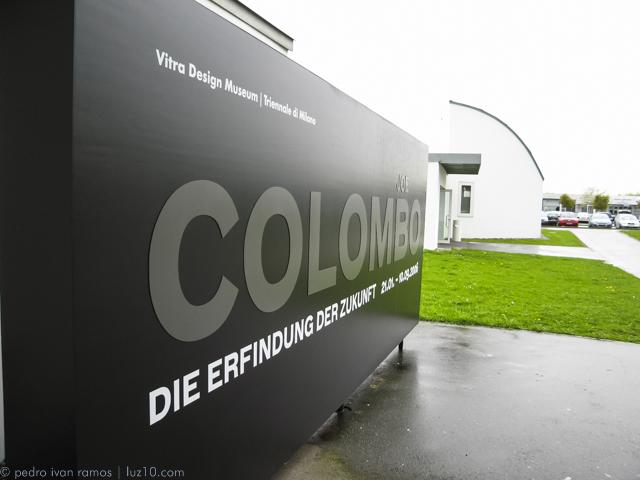 Colombo en el Vitra Design Museum ©pedro ivan ramos