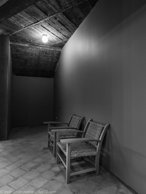 © pedro ivan ramos (Biblioteca en Simancas. Arq. Gabriel Gallegos)